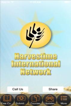 Harvestime International poster