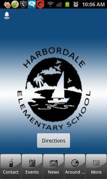 Harbordale Elementary poster