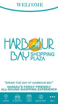 Harbour Bay Shopping Center poster