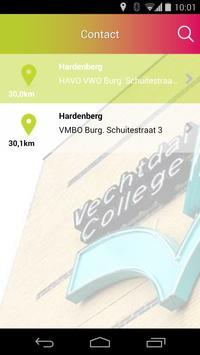 Vechtdal College Hardenberg apk screenshot