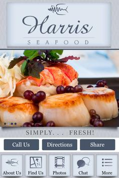 Harris Seafood screenshot 10