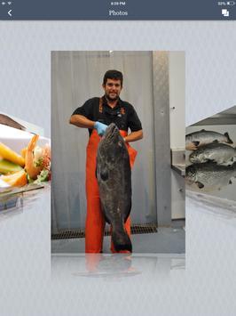 Harris Seafood screenshot 2