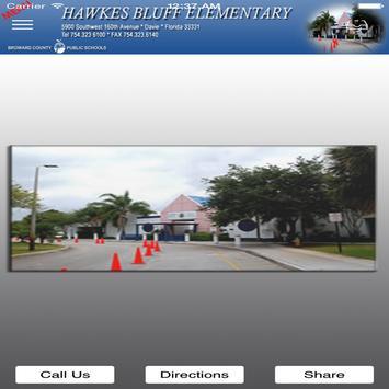 Hawkes Bluff Elementary apk screenshot