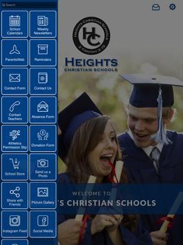 Heights Christian Schools screenshot 4