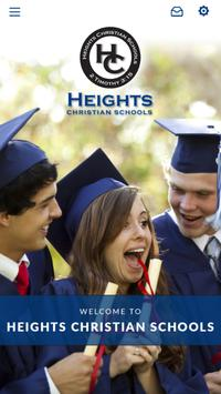 Heights Christian Schools poster