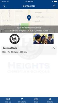 Heights Christian Schools screenshot 2