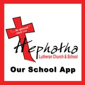 Hepthatha Lutheran School icon