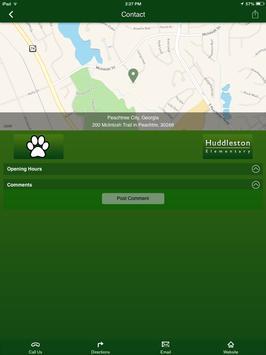 Huddleston Elementary PTC apk screenshot