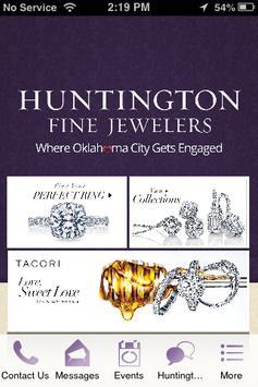 Huntington Fine Jewelers poster