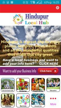 Hindupur LocalHub apk screenshot
