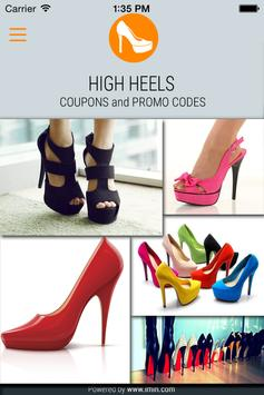 High Heel Coupons - I'm In! poster