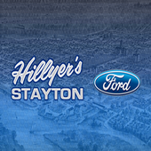 Hillyers Stayton Ford icon