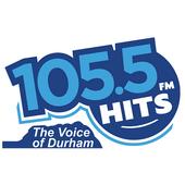 105.5 Hits FM. The Voice of Uxbridge icon