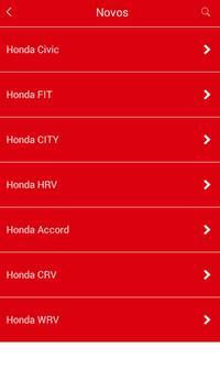 Honda Forte apk screenshot