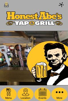 Honest Abe's Tap & Grill poster