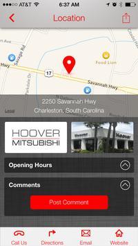 Hoover Mitsubishi screenshot 1