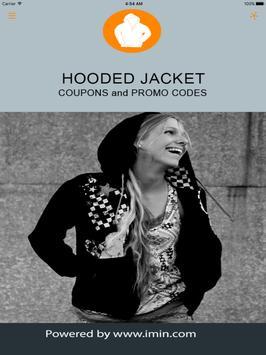 Hooded Jacket Coupons - Im In! screenshot 3