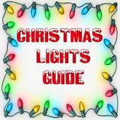 Christmas Lights Map App icon
