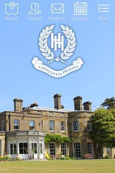 Holmewood House poster