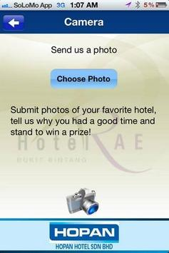 Hopan Hotels screenshot 2