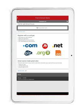 Hostpuppies.com Mobile App apk screenshot