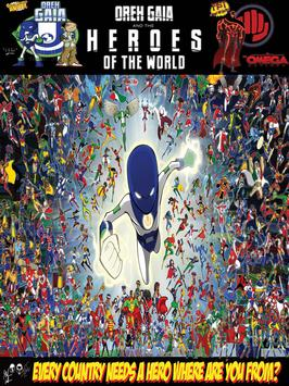 Heroes Of The World poster