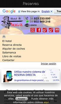 Hotel Aragón Salamanca screenshot 2