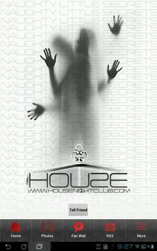 HOUSE Nightclub apk screenshot