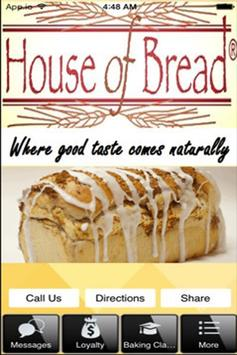 House of Bread Tigard poster