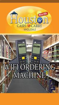 Houston Cash-N-Carry poster