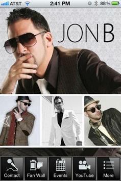 Jon B poster