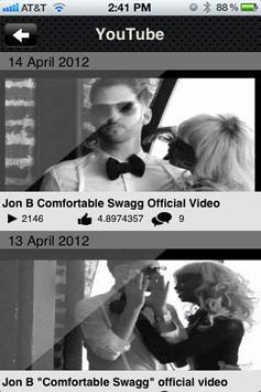 Jon B screenshot 3