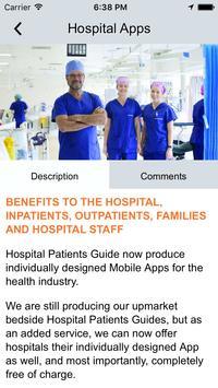 Hospital Patients Guide screenshot 1