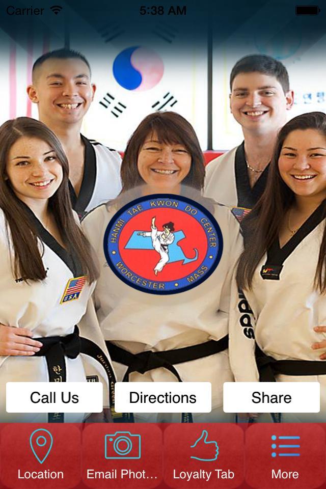 Hanmi Taekwondo for Android - APK Download