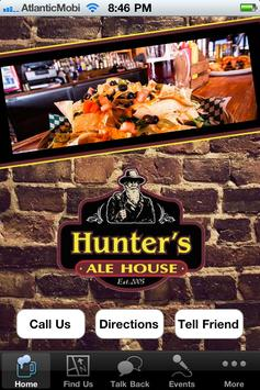 Hunter's Ale House - PEI poster