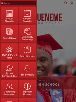 Hueneme High School screenshot 4