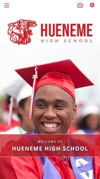 Hueneme High School poster