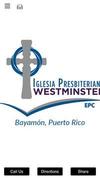 Igl. Presbiteriana Westminster apk screenshot