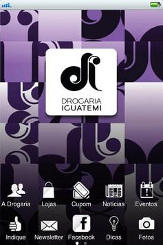 Drogaria Iguatemi poster