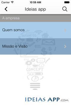 IDEIASAPLICATIVOS apk screenshot