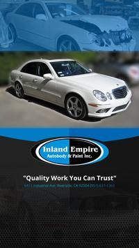 Inland Empire Autobody & Paint poster