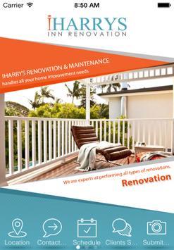 iHarrys Renovation poster