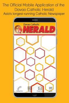 Davao Catholic Herald(iHerald) poster