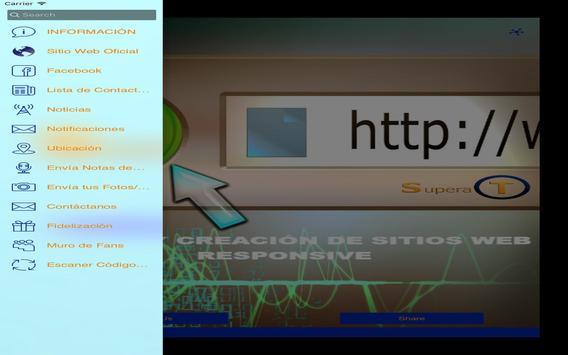 Supera-T screenshot 9
