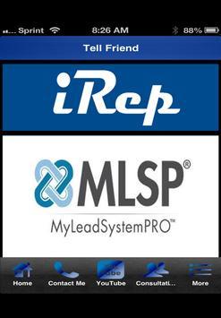 iRep MLSP screenshot 1