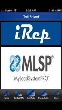 iRep MLSP screenshot 2