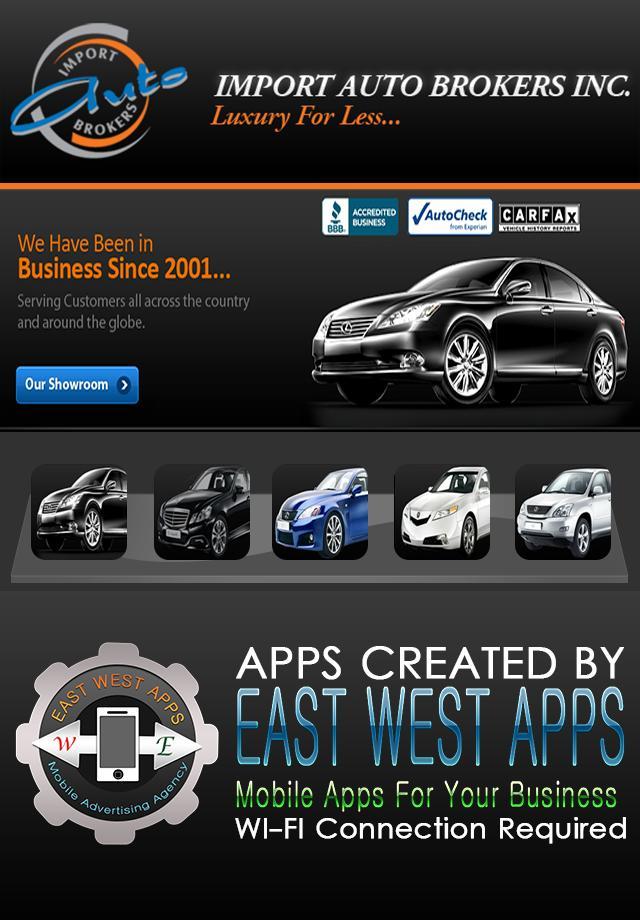Atlanta Auto Brokers >> Atlanta Import Auto Brokers For Android Apk Download