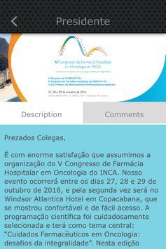 Farmacia Hospitalar INCA screenshot 2