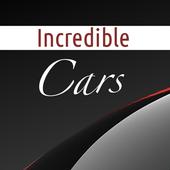 Incredible Cars icon