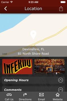 Inferno Lounge and Sports Bar apk screenshot